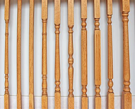 wood banisters bellini woodcraft wood spindles