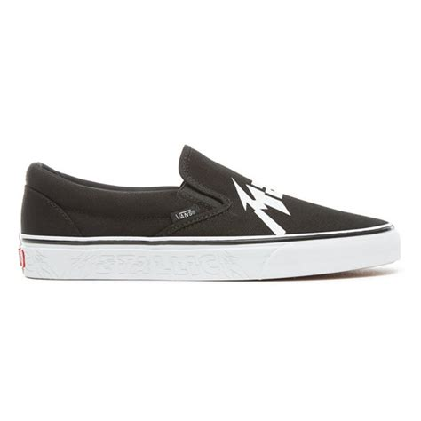 Vans X Metalica vans x metallica classic slip on shoes vans official store