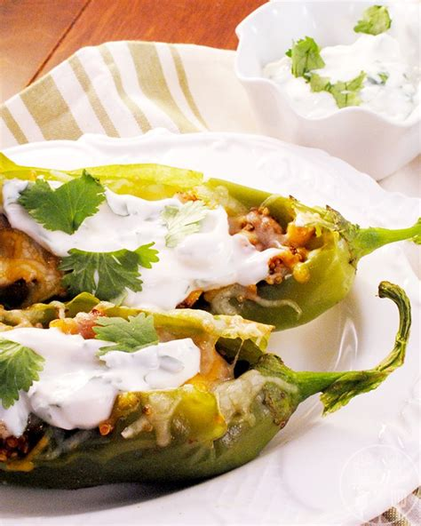 stuffed hatch chiles like mother like daughter