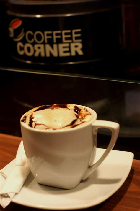 Coffee Corner Surabaya tempat tempat asyik di surabaya untuk pecinta kopi