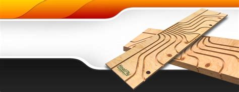 Radiant Floor Heat Panel by Radiant Floor Heat Panels Heatply 174 Radiant Heating Panels