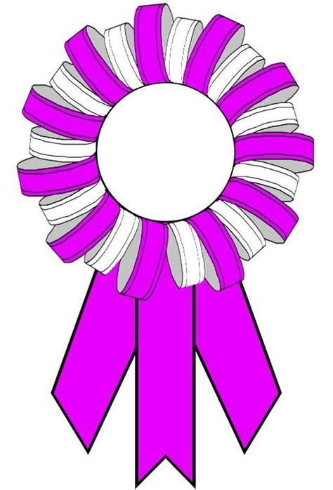 Award Ribbons 123certificates Com Print Print Print Pinterest Free Printable Colors And Ribbon Award Template