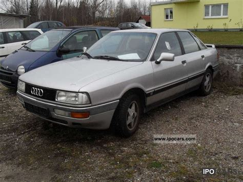 small engine service manuals 1990 audi 90 parking system 1990 audi 90 car photo and specs
