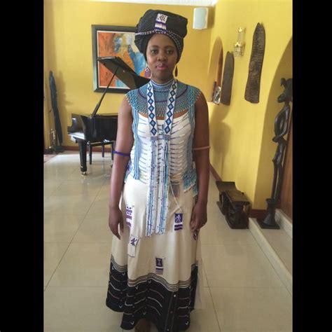 xhosa design dress traditional xhosa dress beads dresses pinterest