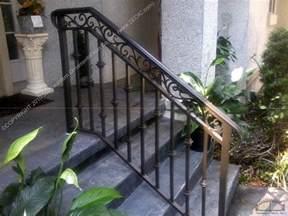 Porch Handrails Porch And Step Rails