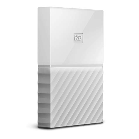Wd Passport 1 Tb 2 5 Usb 3 0 wd my passport 1tb 2 5 quot usb3 0 white wdbynn0010bwt wesn
