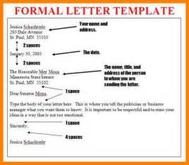 formal letter format for students 6 formal letter writing format for students farmer resume