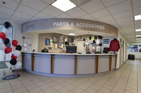 gmc parts and service auto parts accessories near mills motors buick gmc