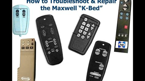 how to repair a maxwell kbed