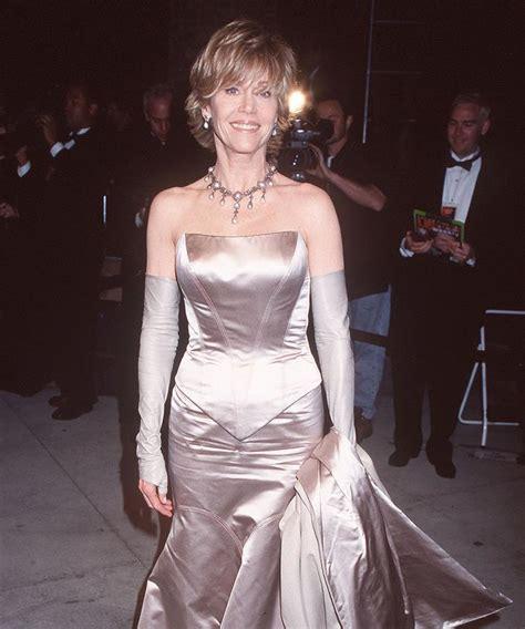 jane fanda heirstyles for the 2000 oscars i ve always had a good bum jane fonda talks about her