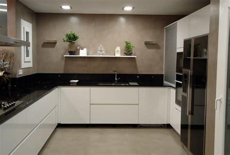 cocinas negras modernas fotos cocinas modernas cocinas modernas tendencias