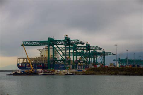 genoa terminal genoa harbours review