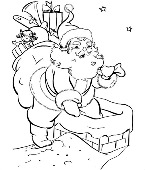 vintage christmas coloring page 18 christmas coloring pages vector eps pdf download