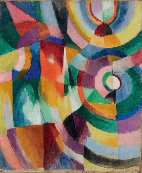 explain pattern in art the ey exhibition sonia delaunay tate