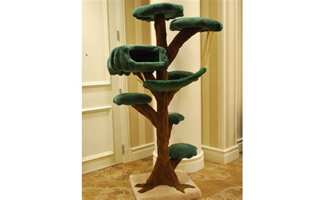 top 28 creative cat towers the quot jack n beanstalk quot cat tree tallest luxury cat tree