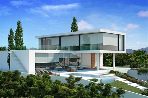 Cool Beach Houses modern villas marbella villas for sale in marbella