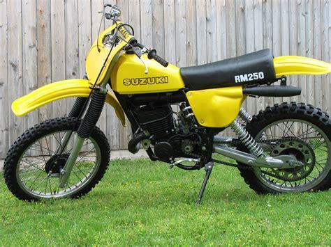 1978 Suzuki Rm 250 1978 Suzuki Rm 250 Picture 1140360