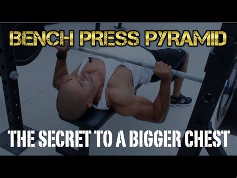 bench press pyramid pyramid bench press workout chart 2 eoua blog