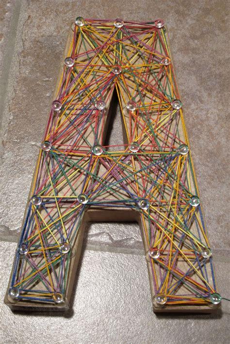 Easy String Designs - inspired whims string