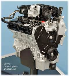 Chrysler Town And Country 4 0 Liter Engine Chrysler Pacifica The Second Generation 2007 Onwards