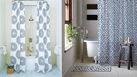 Bathroom Showers Ideas Pictures tende per bagno 24 idee originali fra il classico e il