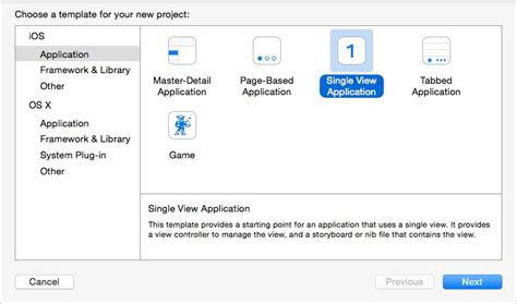 xcode ios project templates design teardown stretchy headers