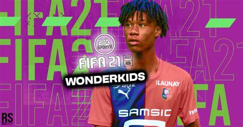 fifa  career mode  wonderkids     sign