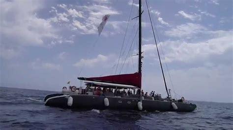 catamaran ibiza star catamar 225 n ibiza five star youtube