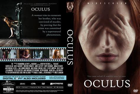 Cover Dvd oculus dvd cover 2013 r0 custom