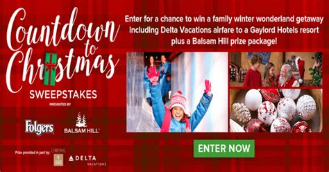 Hallmark Channel Sweepstakes 2017 - 2017 hallmark channel countdown to christmas sweepstakes winzily