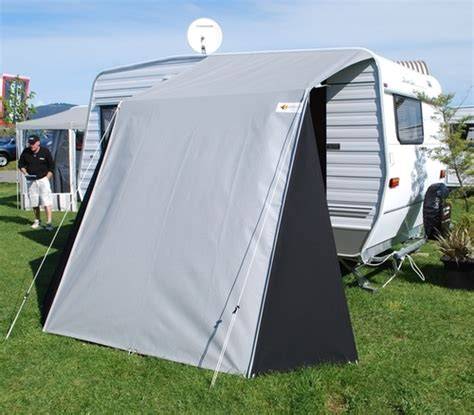 caravan awning track kolorful kanvas the open porch awning to attach to the