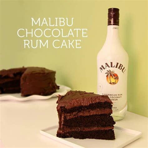 1 cup cake mix cake 1 package s food cake mix 1 2 cup malibu rum 1