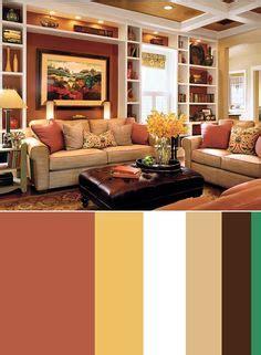 warm living room colors interior decorating las vegas mountain sun burnt orange peach blush grey slate