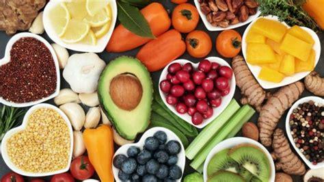 antioxidantes naturales  deberias incluir en tu dieta