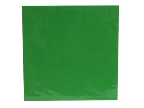 Green Origami Paper - 4 5 8 inch light green origami paper
