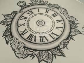 clock tattoos designs and ideas page 29