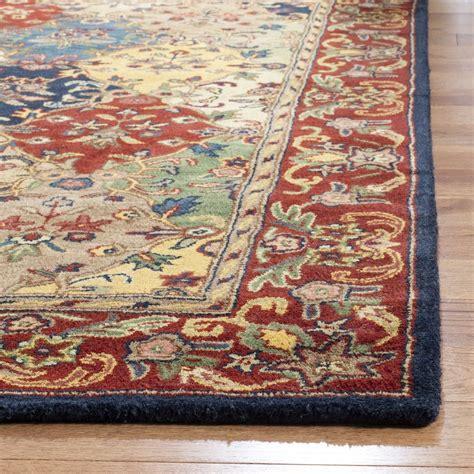 Www Safavieh - rug hg911a heritage area rugs by safavieh
