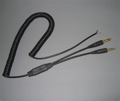 general aviation headset kabel aviation luftfahrt