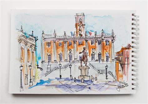 sketchbook rome the of noticing travel sketchbook 1 joanne hastie