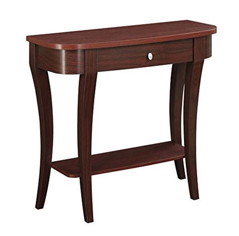 Console Table For Living Room Entryway Console Table Sofa Tables Living Room Furniture Home Decor Bottom Shelf Ebay