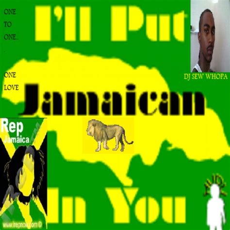 sewin rap reggae dancehall rap i but jamaica in you hosted by dj