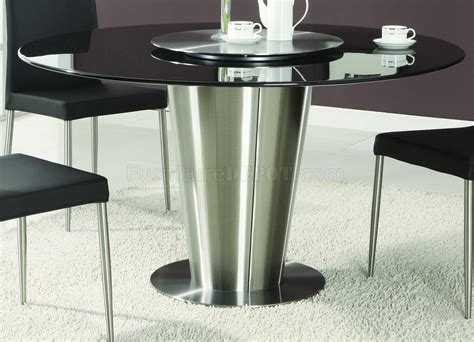 black marble top modern dining table