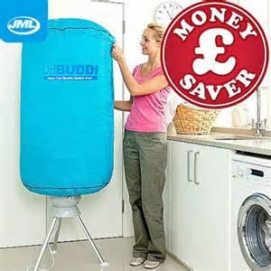 Clothes Dryer Uk New Jml Buddy Dri Buddi Clothes Dryer 1200w New Model