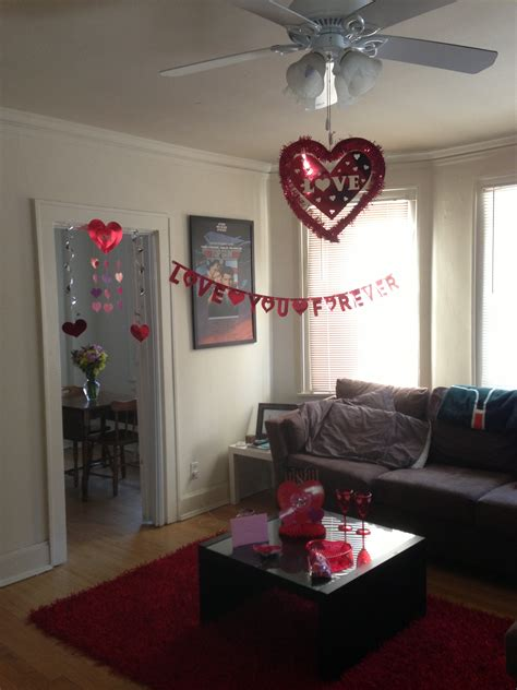 s day room decorations valentines day decorations the majestic vision