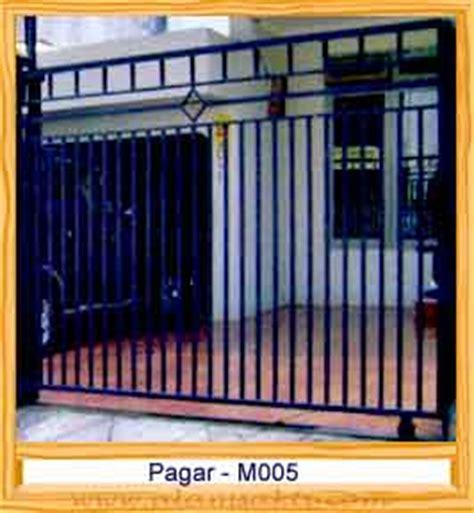 Fhasion Pagar 2 model pagar rumah minimalis contoh gambar rumah