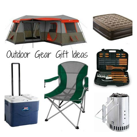 outdoor gift ideas outdoor adventure gear gift ideas for s day