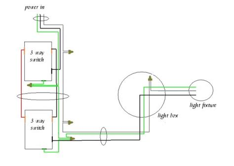 How To Wire A 3 Way Switch Wiring Diagram