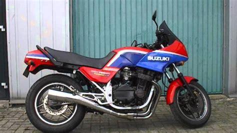 Suzuki Gsx 750 Es Review Suzuki Gsx 750 Es