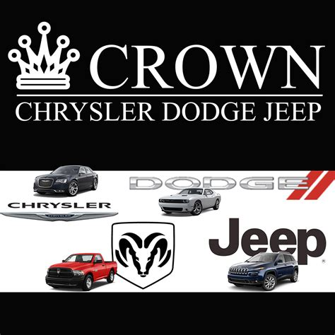 Crown Chrysler Dodge Jeep Crown Chrysler Dodge Jeep Ram Greensboro In Greensboro Nc
