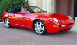 1992 Porsche 968 Cabriolet 1992 Porsche 968 Information And Photos Zombiedrive